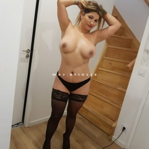 Oceana fille libertine escort girl